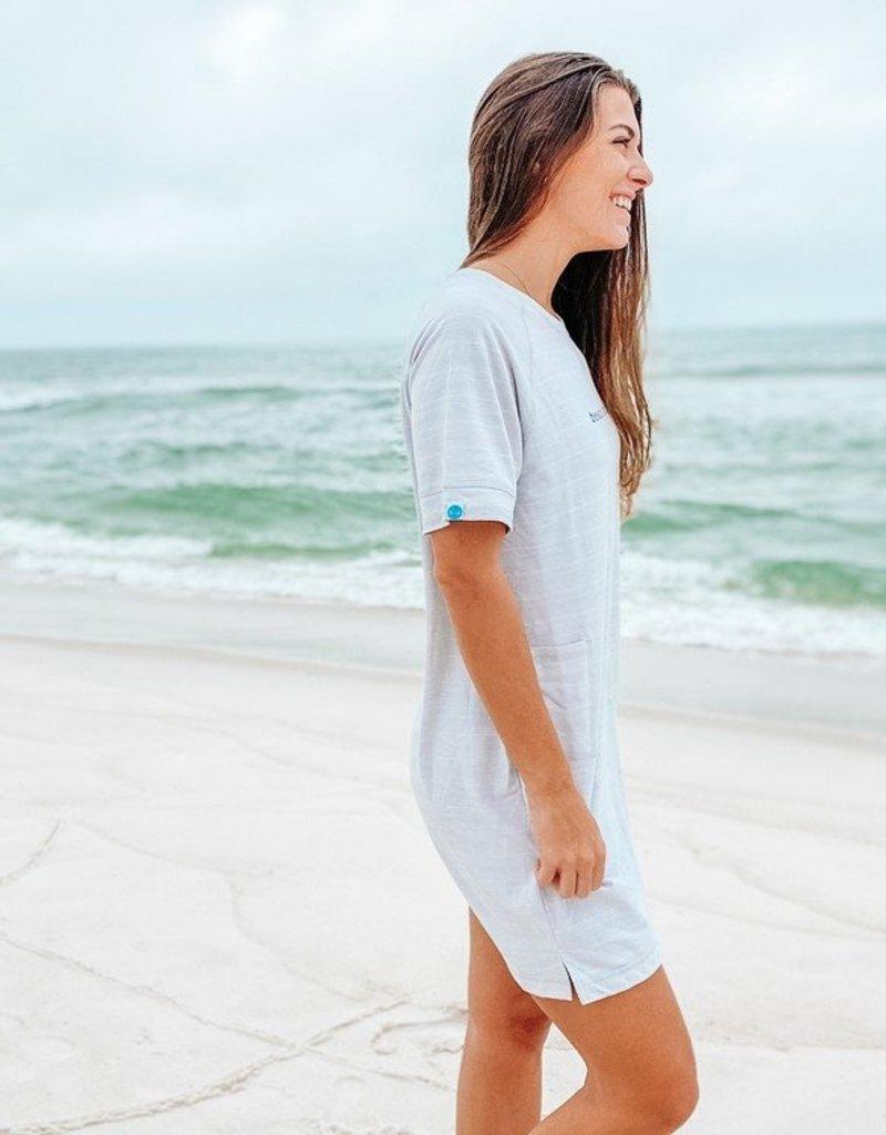 1217 Beach Happy Dress