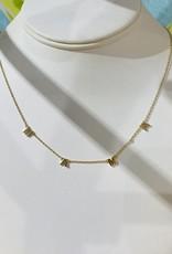 "PREPPY GIRL mama necklace 16"""