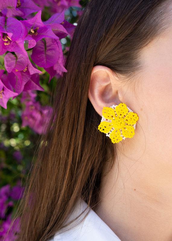 JOSEPHINE ALEXANDER Wild flower Earring