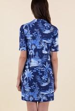 TORI RICHARD 7573 phoenix dress