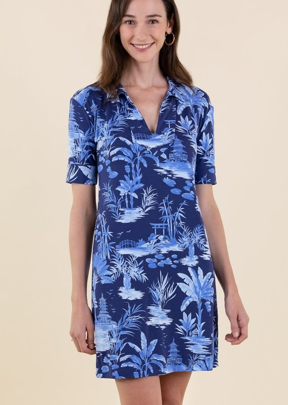 TORI RICHARD Phoenix dress