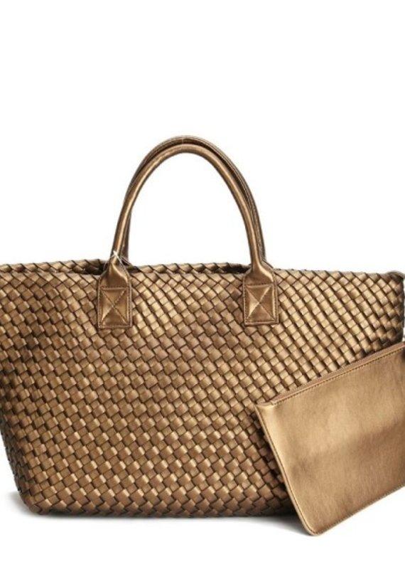 PREPPY GIRL Market Bag copper