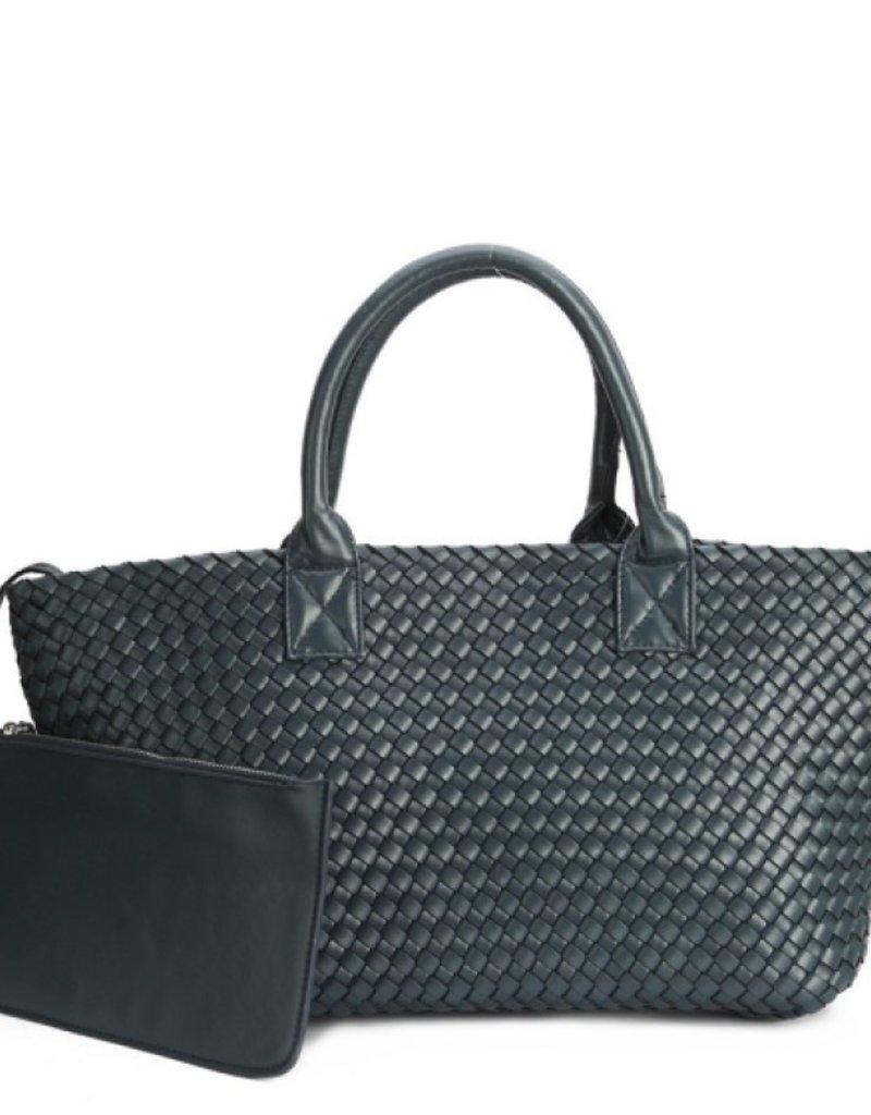 PREPPY GIRL Market bag navy
