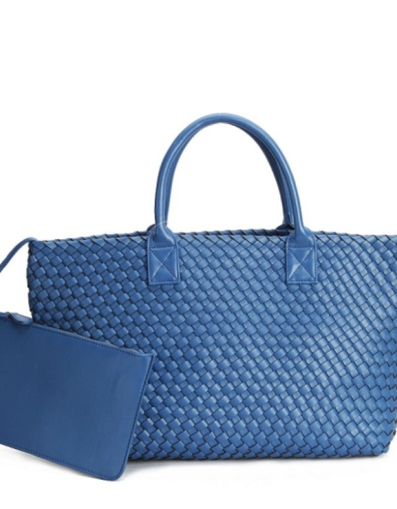 PREPPY GIRL Market bag royal