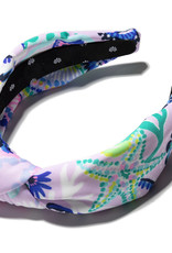 LILLY PULITZER 009073-506378 KNOTTED HEADBAND MERMAID FOR YOU