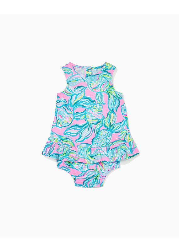 LILLY PULITZER CLAUDIA INFANT DRESS