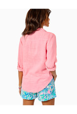 LILLY PULITZER summer2021 002061 SEA VIEW BUTTON DOWN