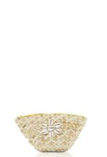 JOSEPHINE ALEXANDER Mauritius cowrie shell coin purse