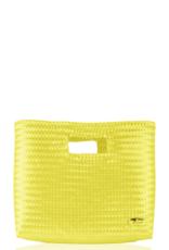 JOSEPHINE ALEXANDER palma woven hand bag in sunshine