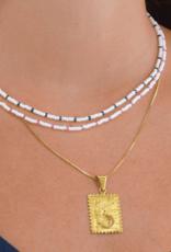 JOSEPHINE ALEXANDER C. ORRICO Mermaid necklace stack
