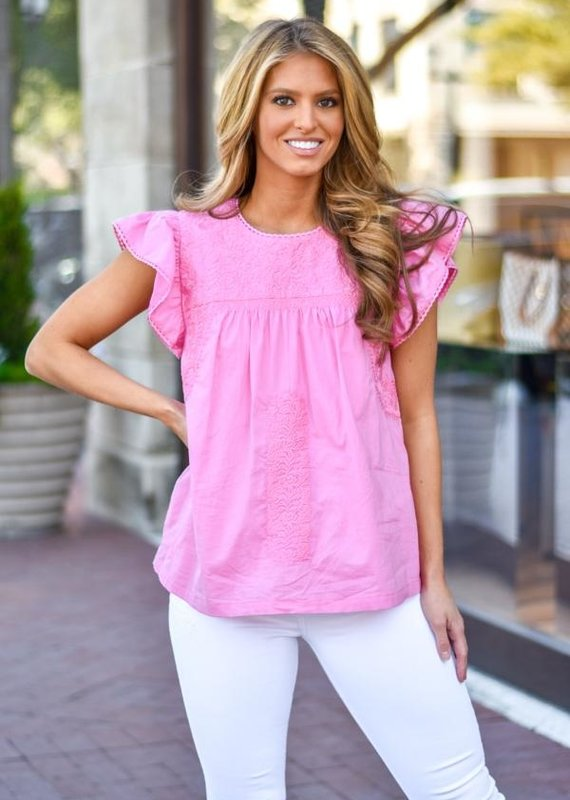 J. MARIE Mary Kate Top