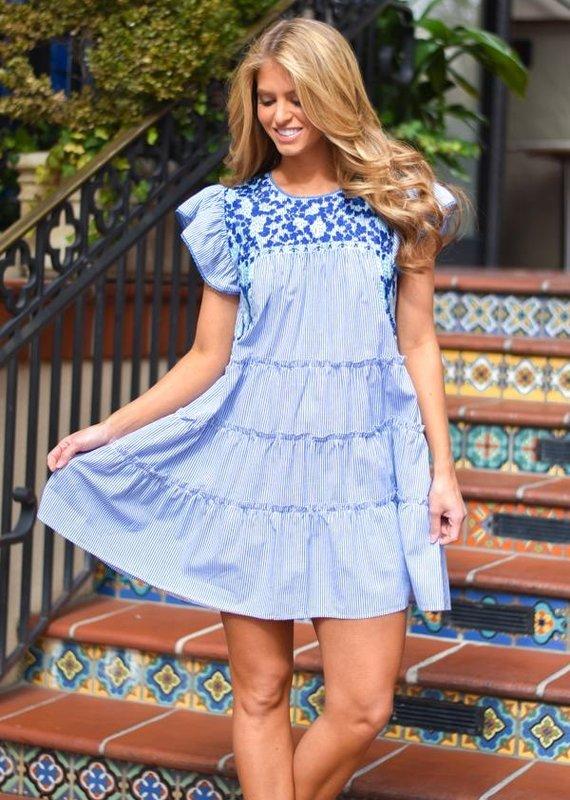 J. MARIE Kennedy dress