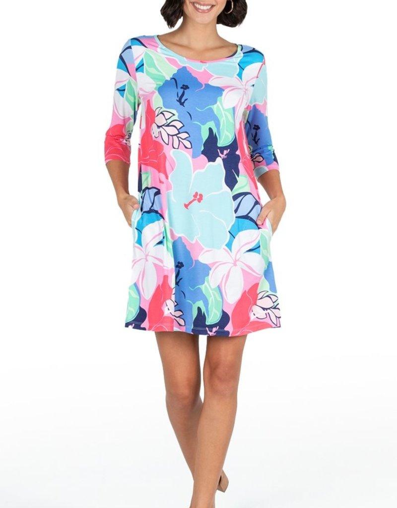 TORI RICHARD 7562w reagan dress