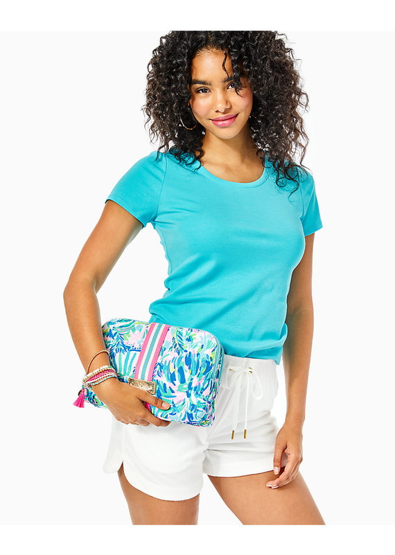 LILLY PULITZER THOMPSON POUCH