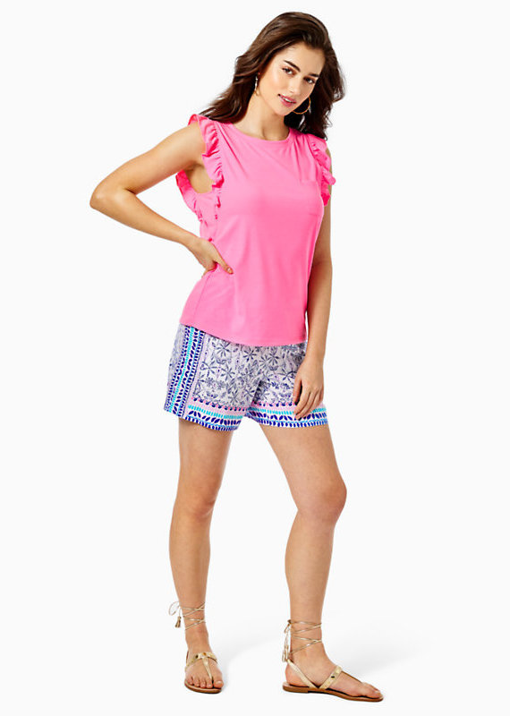 LILLY PULITZER LAINA TOP