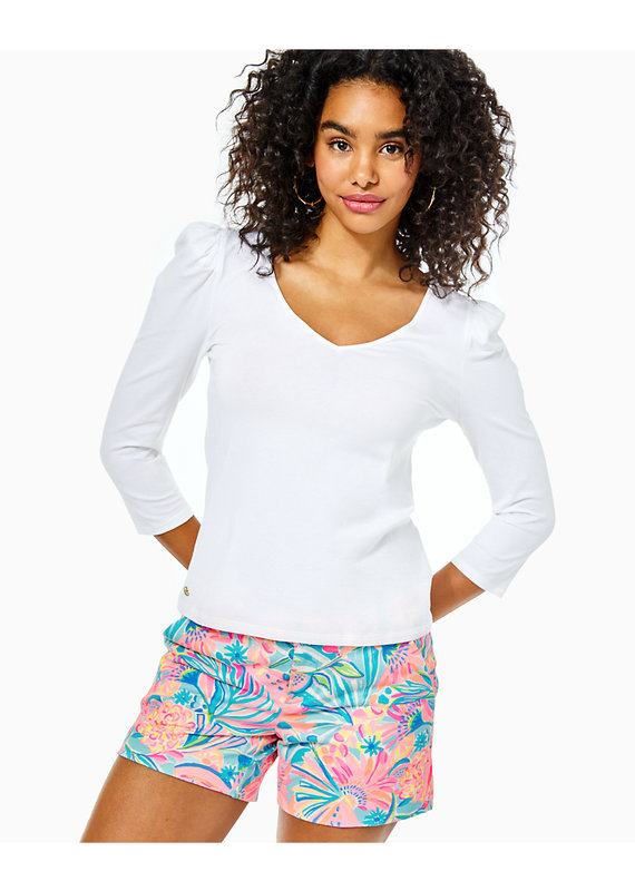 LILLY PULITZER JANNEY TOP