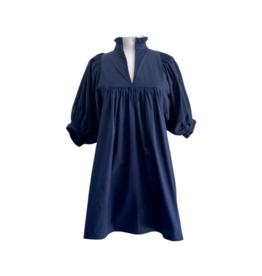 Never A Wallflower High Neck Dress