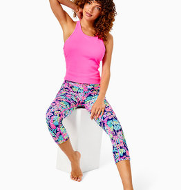 LILLY PULITZER WEEKENDER HIGH RISE CROP