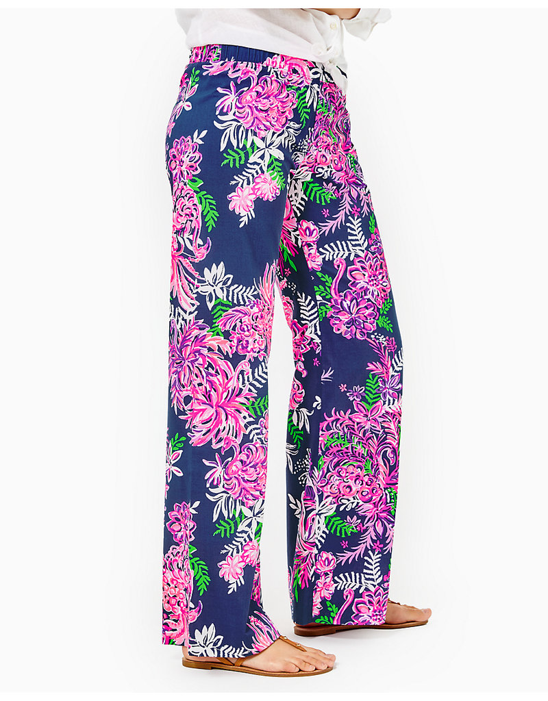LILLY PULITZER F21 006335 BAL HARBOUR PALAZZO