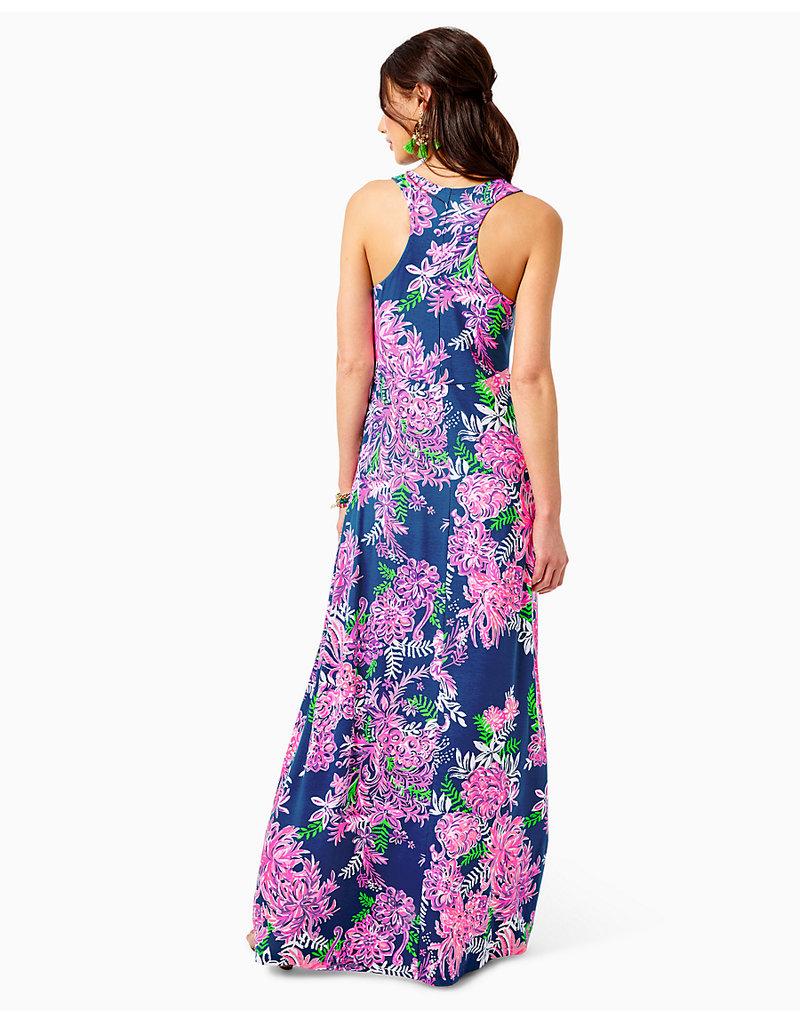 LILLY PULITZER F21 009175 NOEMI MAXI DRESS