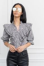 theshirt ts21pf6011bw The Jill Shirt