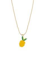 JOSEPHINE ALEXANDER Fruity pineapple necklace