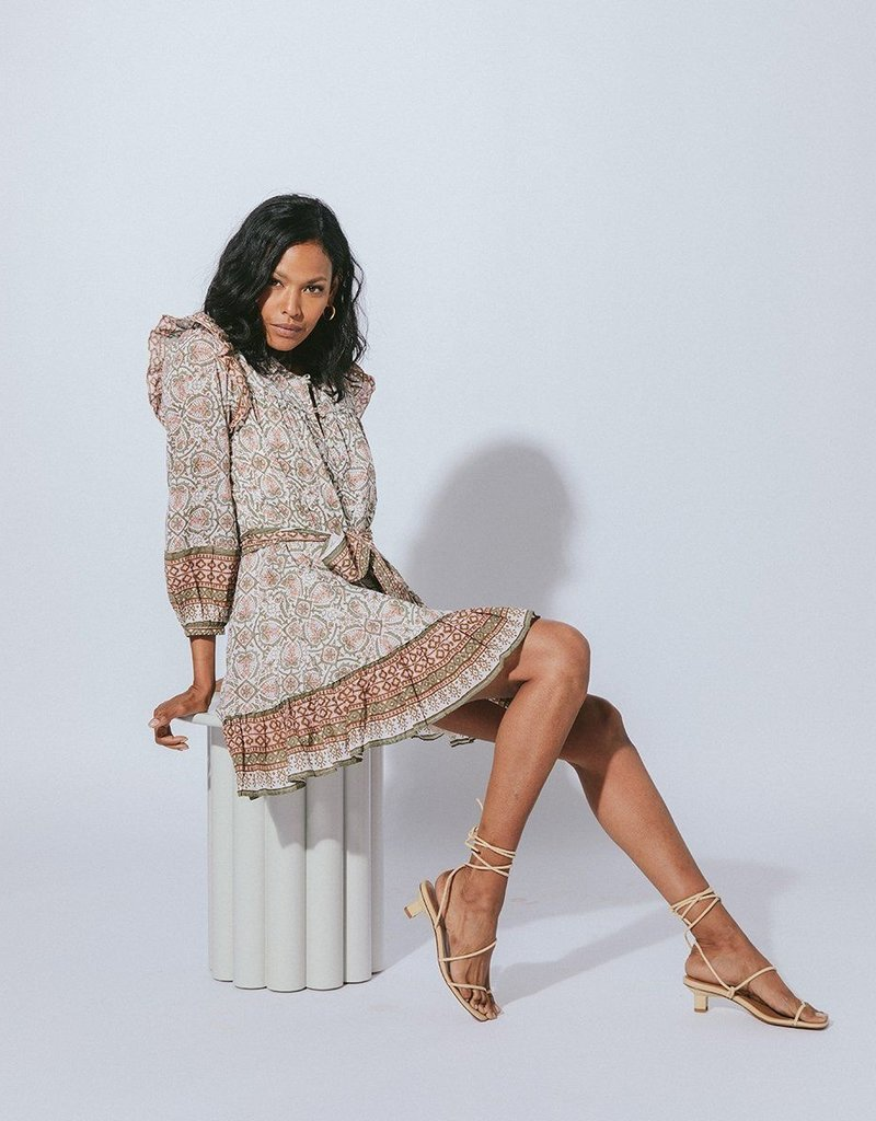 Cleobella crafa2102 susie mini dress