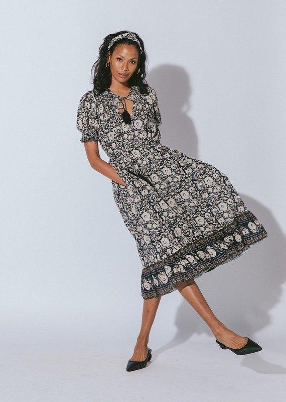 Cleobella Shiva midi dress