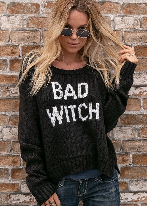 WOODEN SHIPS Bad witch