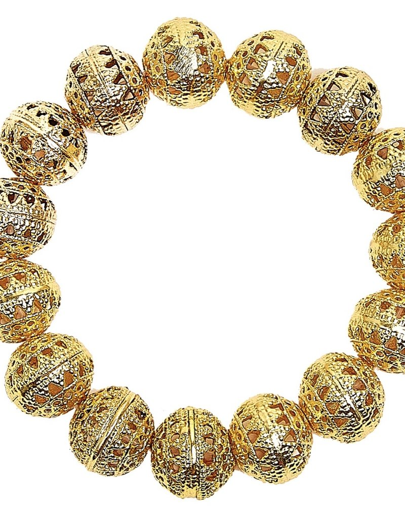 LISI LERCH georgia filigree bracelet