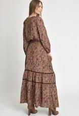 Muche et Muchette 1627ho Hugo floral wrap skirt