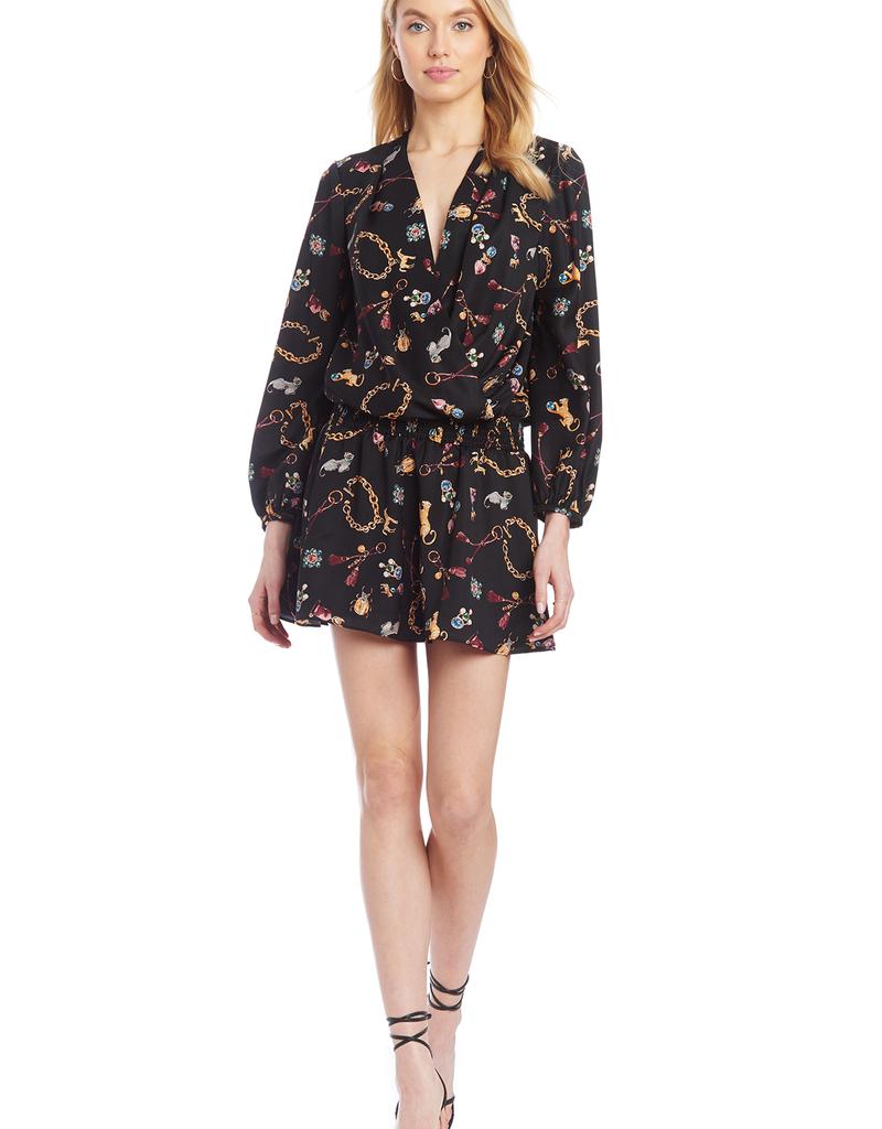 AMANDA UPRICHARD Clara dress