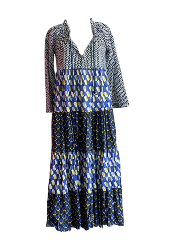ro's garden Sonia maxi dress