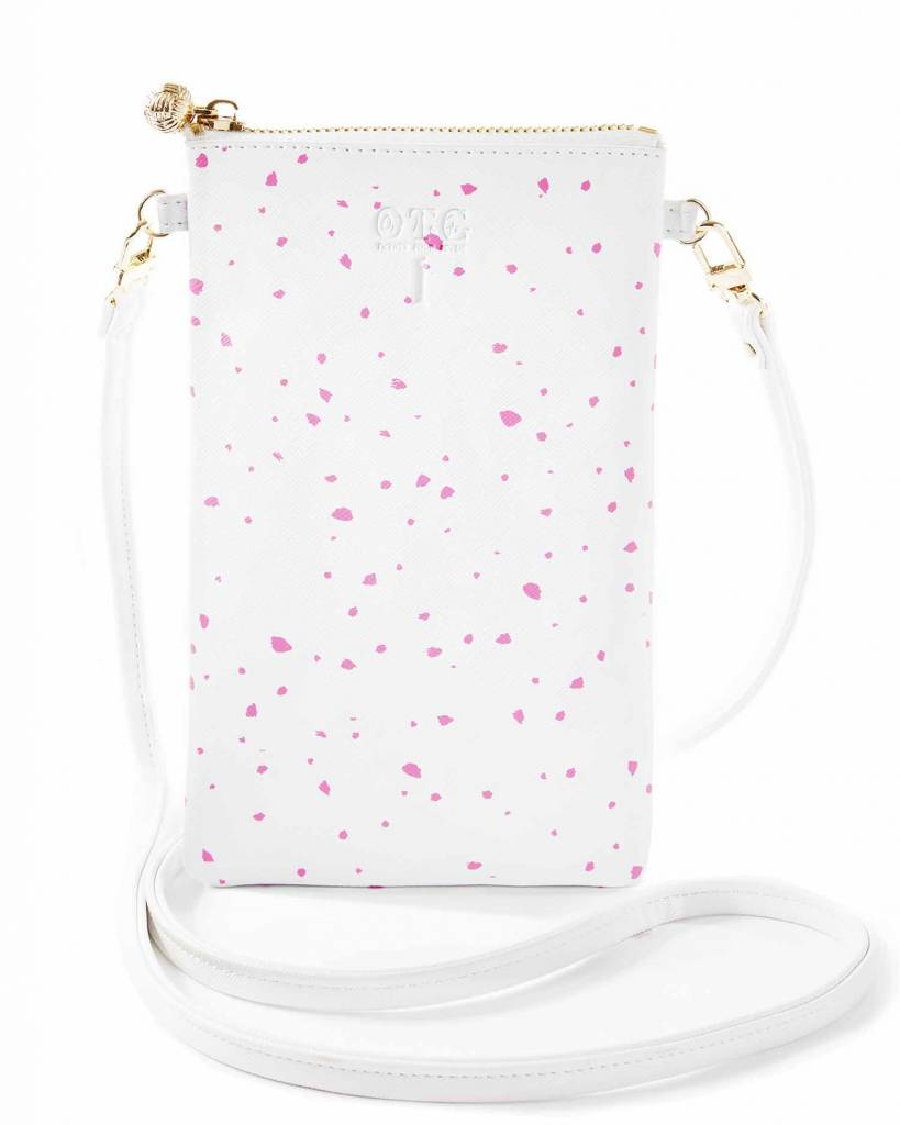 OTG1 - 5 X 8 VERTICAL PRINTED BAG WITH STRAPS