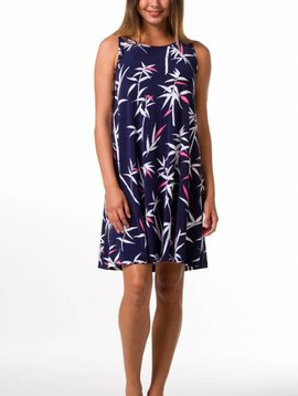 TORI RICHARD BAMBOOZLED NOVA DRESS