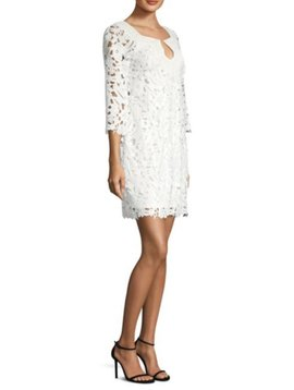 TRINA TURK ELM LACE DRESS