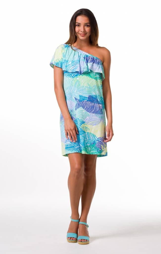 TORI RICHARD Something'S Fishy-Giselle Dress