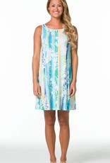 TORI RICHARD Nova Dress