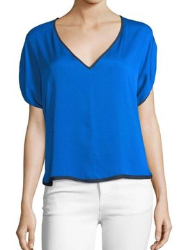 DOLMAN V NECK TOP