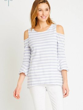 STRIPED MIA TOP