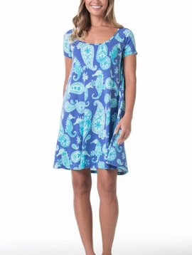 TORI RICHARD KAYLIN DRESS