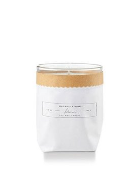 MAGNOLIA HOME KRAFT-TEXTURED CANDLE