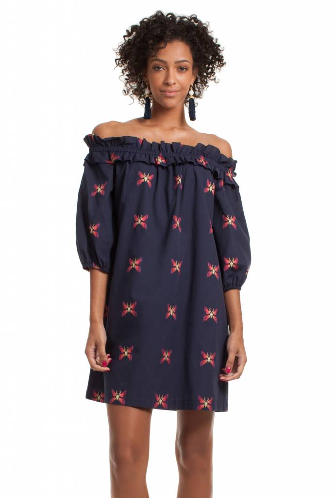 ANTHURIUM DRESS