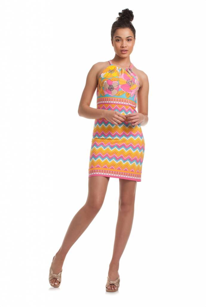 TRINA TURK VACACAIONES DRESS