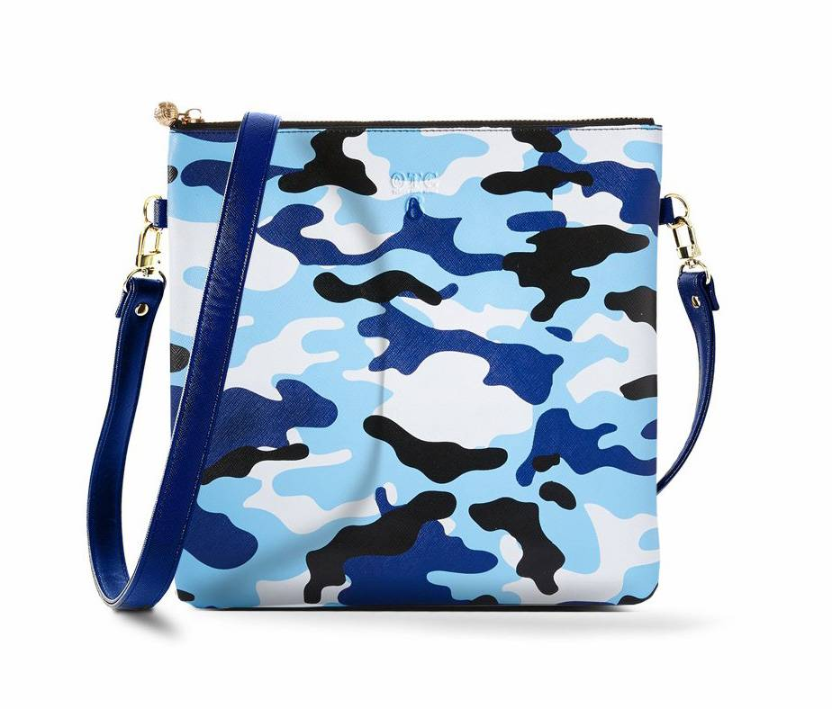 OTG6 10 x 10 PRINTED BAG W/STRAP