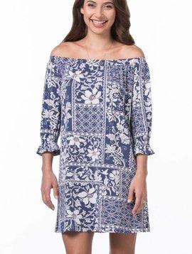 TORI RICHARD LEONORA DRESS