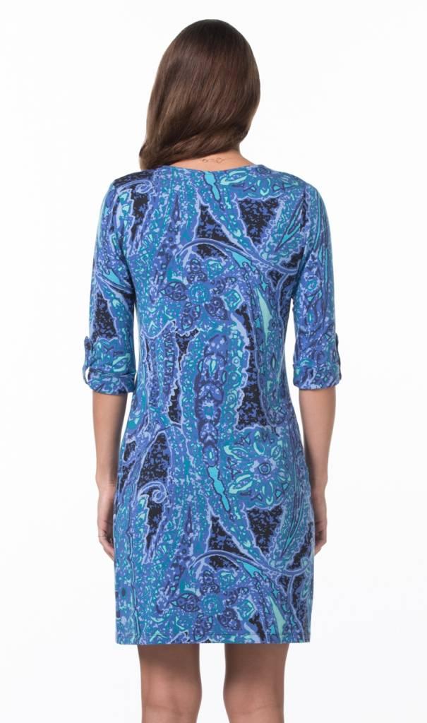TORI RICHARD Meredith Dress