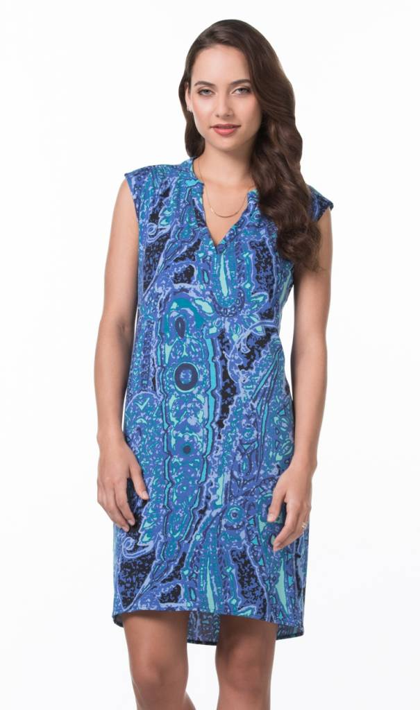 TORI RICHARD ALEXIA DRESS
