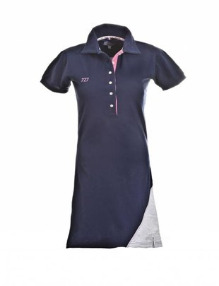 Spirit of Brittany Spirit of Brittany Polo Dress-Navy