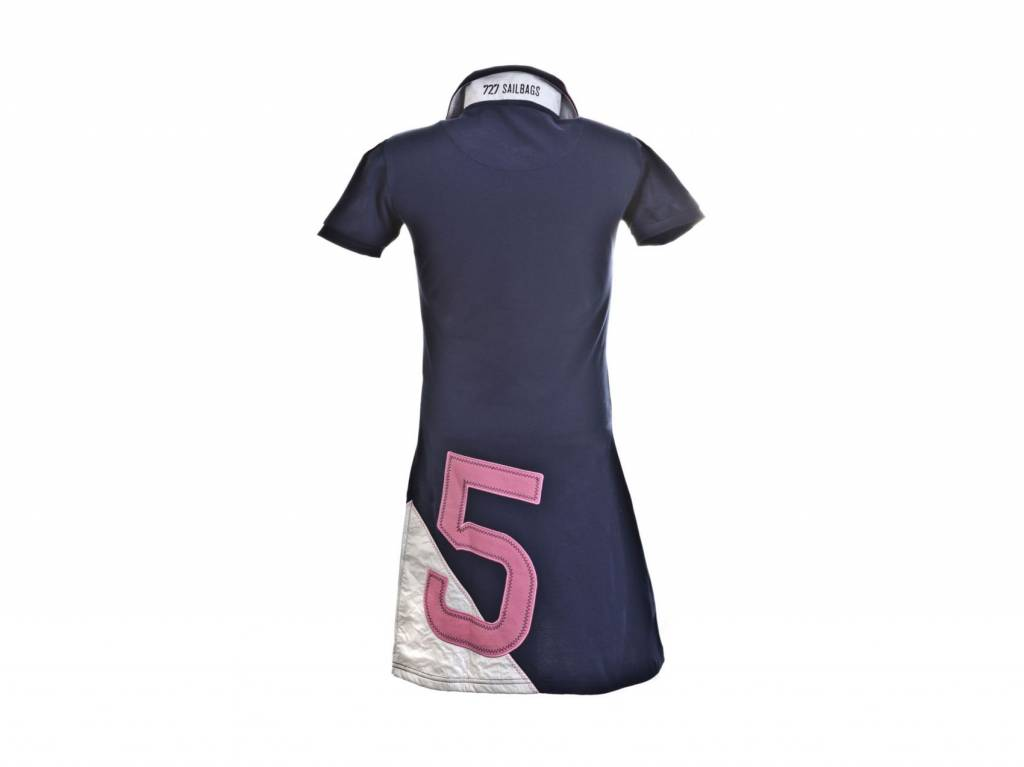 Spirit of Brittany Spirit of Brittany Polo Dress-Navy-SMALL